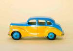 Austin Devon - Blue & Yellow by Kim Sayer