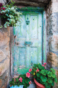 Cornish Doorway