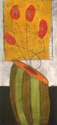 Les Fleurs Ephemeral I by Mark Cabral
