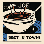Cup'pa Joe Best in Town