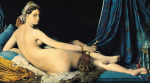 The Grand Odalisque 1814