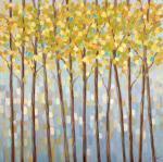 Glistening Tree Tops