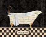 French Bathtub II by NBL Studio