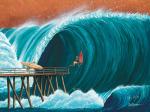 Pier Pressure by Rick Romano