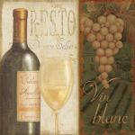 Wine List II by Daphne Brissonnet