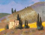 Panzano by William Buffett