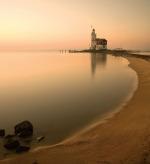 Netherlands Lighthouse by Maciej Duczynski