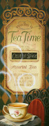 Tea time Menu by Lisa Audit