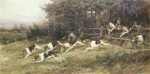 The Blankney Hounds 1895