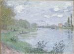 Les Bords de la Seine a la Grande Jatte
