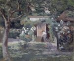 Paysage a Auvers
