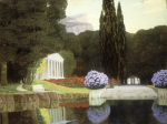 The Grecian Gardens by Edouard Kasparides
