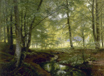 The Forest Brook 1896