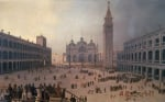 The Piazza di San Marco