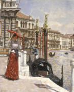 The Heat of the Day Venice 1893