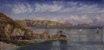 Saint's Bay Guernsey 1885