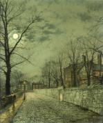 A Moonlit Road 1880
