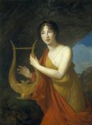 Laure de Bonneuil Comtesse Regnault Saint-Jean D'Angely