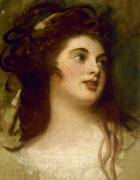 Portrait of Emma Hamilton