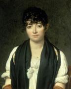 Portrait of Suzanne le Peletier de Saint-Fargeau 1804
