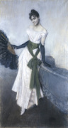 A Portrait of Signorina Concha de Ossa