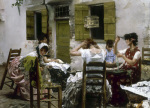 Venetian Bead Stringers 1887-88