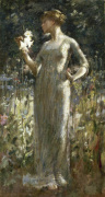 A King's Daughter (Girl with Lilies) 1889