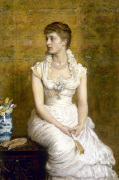 Lady Campbell (Nina Lehmann) 1884