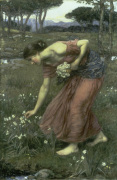 Narcissus, 1912 by John William Waterhouse