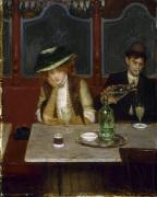 Absinthe Drinkers 1908