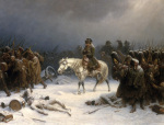 Napoleon's Retreat from Moscow