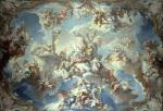 Glorification of Margrave Wilhelm Friedrich von Ansbach