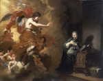 The Annunciation by Gerard de Lairesse