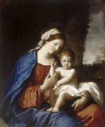 Madonna and Child by Cesare Gennari