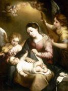 The Virgin of the Swaddling Clothes