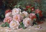 Roses by Abbott Fuller Graves