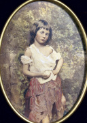 Alice Liddell as The Beggar Maid Summer 1858