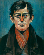 Head Of A Man (With Red Eyes) 1938