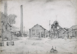Wet Earth Colliery Dixon Fold 1925