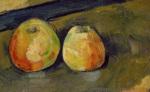 Deux Pommes c.1883-87