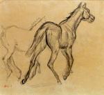 Chevaux c.1882