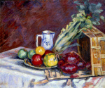 Nature Morte - Fruits Pichets et Legumes c.1910