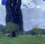 The Tall Poplar Tree 1 1900