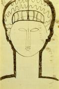 Tete et Epaules de Face c.1912