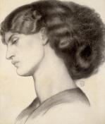Mrs William Morris 1865