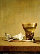 A Toebackje Still Life 1641