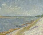 Les Canots Amarres 1887