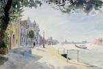 On the Giudecca Venice