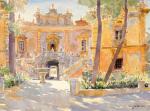 The Villa Palagonia