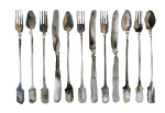 Row of Cutlery
